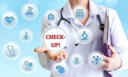 Программы комплексного медицинского осмотра Check-up