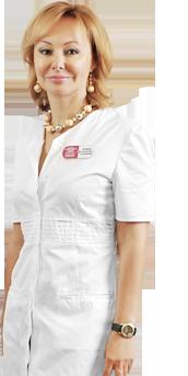 Саламова Ирина Владимировна, Заведующая отделением кандидат медицинских наук
