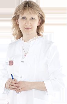 Бурдина Елена Григорьевна, Заведующая отделением доктор медицинских наук