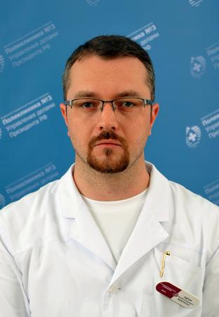 Маркус Петр Всеволодович Оперирующий хирург. Стаж 5 лет - picture