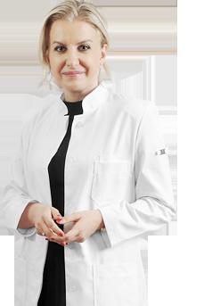Стоянова Гергана Спасовна, Заведующая отделением  кандидат медицинских наук