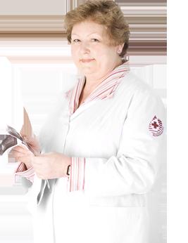 Васильченко Светлана Александровна, Заведующая отделением кандидат медицинских наук
