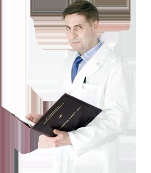 Суриков Вадим Николаевич, Заведующий отделением кандидат медицинских наук